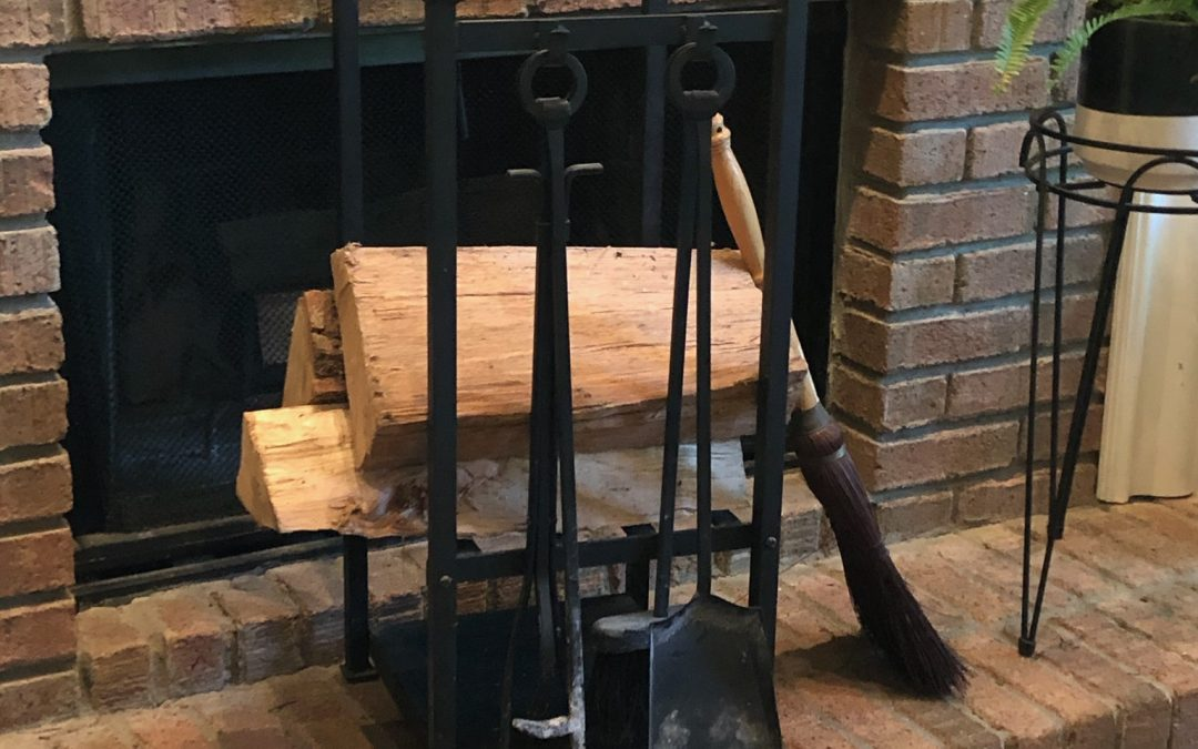 Metal Firewood Holder for Sale
